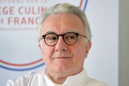 Alain Ducasse en 2013