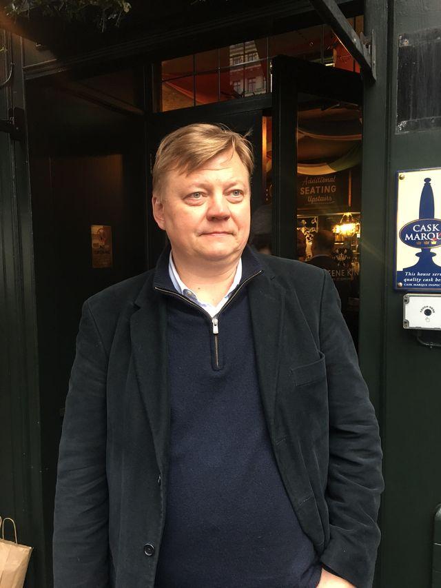 Roman Borisovich, à la tête du Kleptocracy tour