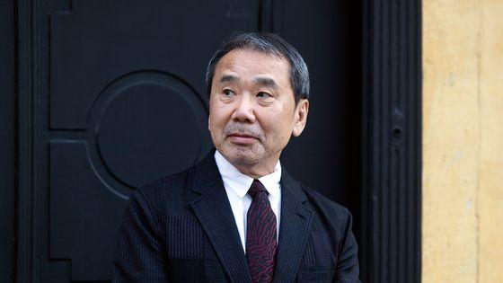 Haruki Murakami, écrivain et fan de jazz...