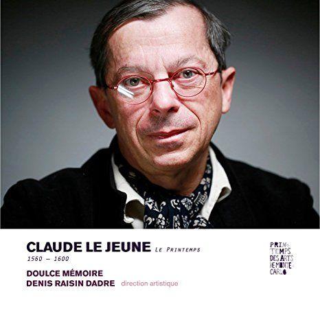 Le Printemps de Claude Le Jeune