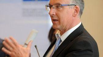 Thierry Burlot, vice-président de la région Bretagne