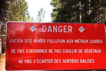 Danger annoncé près de l'ancienne mine d'or de Salsigne