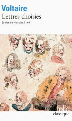 Voltaire Lettres Choisies