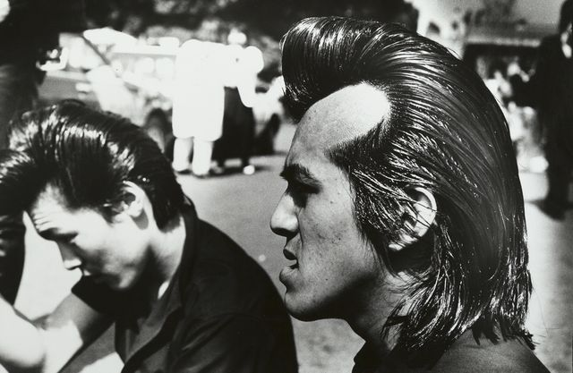 Rockers, Harajuku Tokio 1984