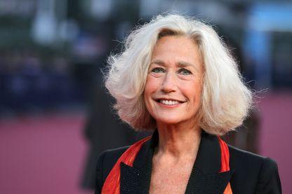 Brigitte Fossey - Festival du film américain de Deauville, 2014
