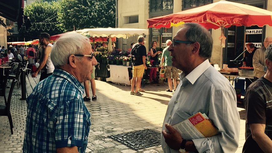 Le socialiste Michel Moyrand parie sur son implantation à Périgueux pour gagner aux législatives en Dordogne