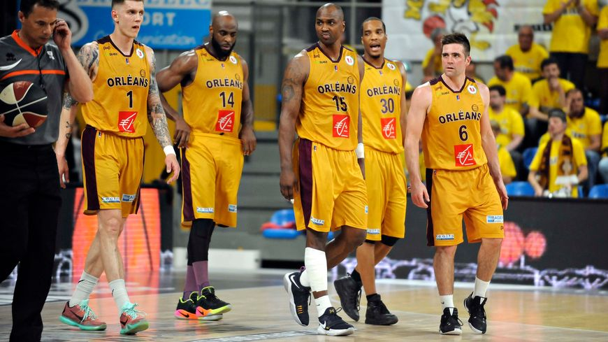Micah Downs, Georgi Joseph, Marcellus Sommerville, JP Prince et Kyle McAlarney (de gauche à droite)... sur ces 5 joueurs, deux devraient rester au club en Pro B l'an prochain