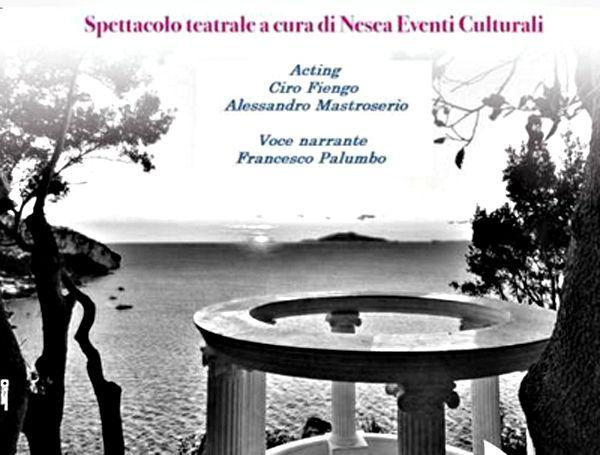 Affiche pour la nuit européenne des musées 2017 à Capri