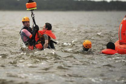 Le sauvetage en mer