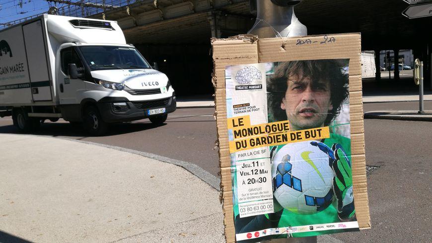 La solitude des gardiens de but en question à Dijon!