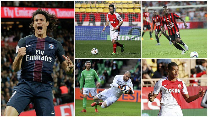 """France Bleu dévoile son """"onze de rêve"""" pour la Ligue 1"""