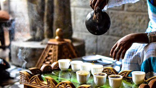 Épisode 2 : D'Addis-Abeba à Istanbul : les cérémonies du café