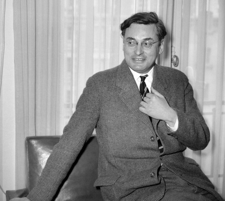 Raymond Queneau, en 1951