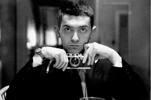 Stanley Kubrick, autoportrait (1949)