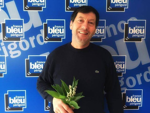 Gérard Gadeau éleveur d'autruches