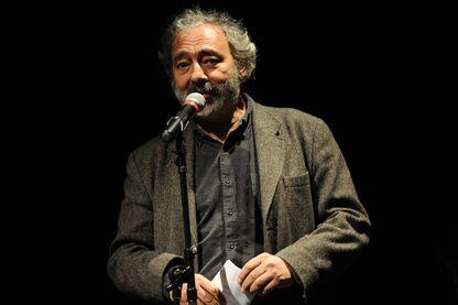 Dan Franck au Festival International de Programmes Audiovisuels à Biarritz, 2016