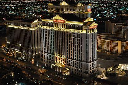 Caesars Palace à Las Vegas
