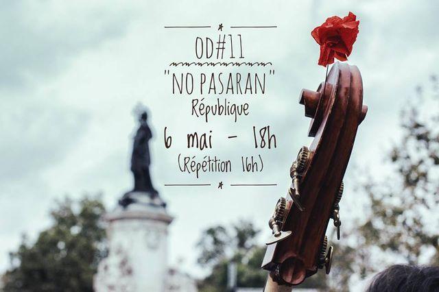 "la session #11 ""No Pasaran"""