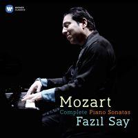 Sonates pour piano de Mozart par Fazil Say