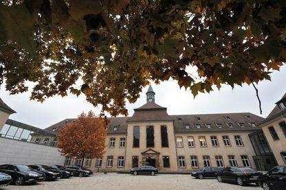 L'Ecole Nationale d'Administration à Strasbourg.