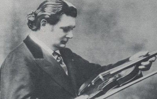Le violoniste Eugène Auguste Ysaÿe, né le 16 juillet 1858 à Liège, a été dédicataire de nombreuses œuvres de ses contemporains (Chausson, Debussy, Fauré, Saint-Saëns, Jongen...).