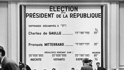 Le costume du président et la Ve république (1/4) : Les origines, à l'ombre de de Gaulle