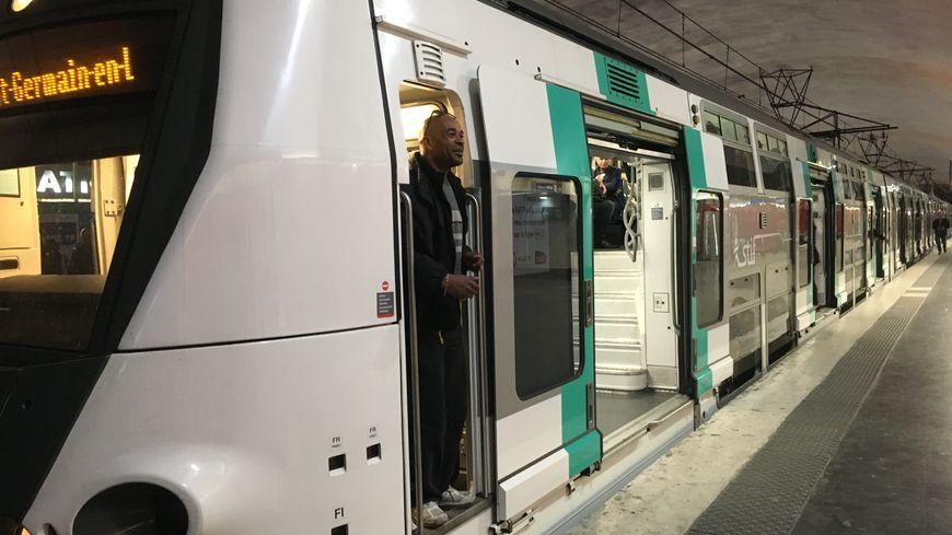 Toutes les rames du RER A seront dotées du pilotage automatique d'ici la fin 2018.