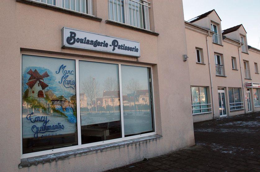 La boulangerie, un des derniers lieux où Estelle a été vue vivante