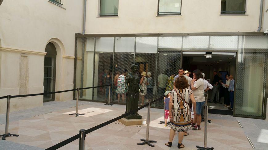 Les visiteurs sont unanimes, le musée s'est métamorphosé.