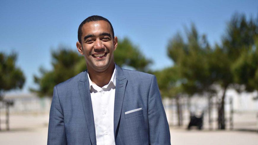 Saïd Ahamada, nouveau député REM de la 7e circonscription des Bouches-du-Rhône.
