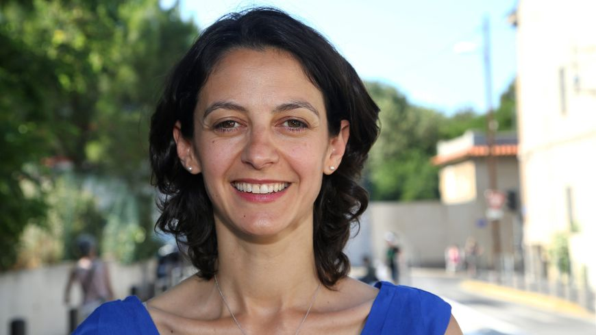 Claire Pitollat, nouvelle députée REM de la 2e circonscription des Bouches-du-Rhône.