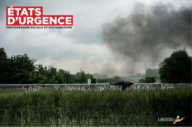 Etats d'urgence, photographie sociale et documentaire