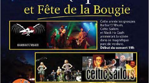 Festival celtique et la Fête de la bougie