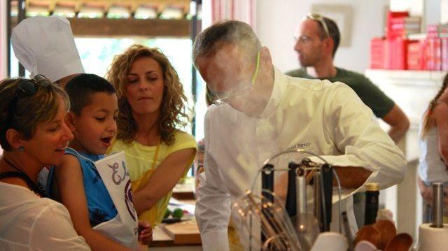 La Villa des Chefs - Atelier du goût avec Michel Portos
