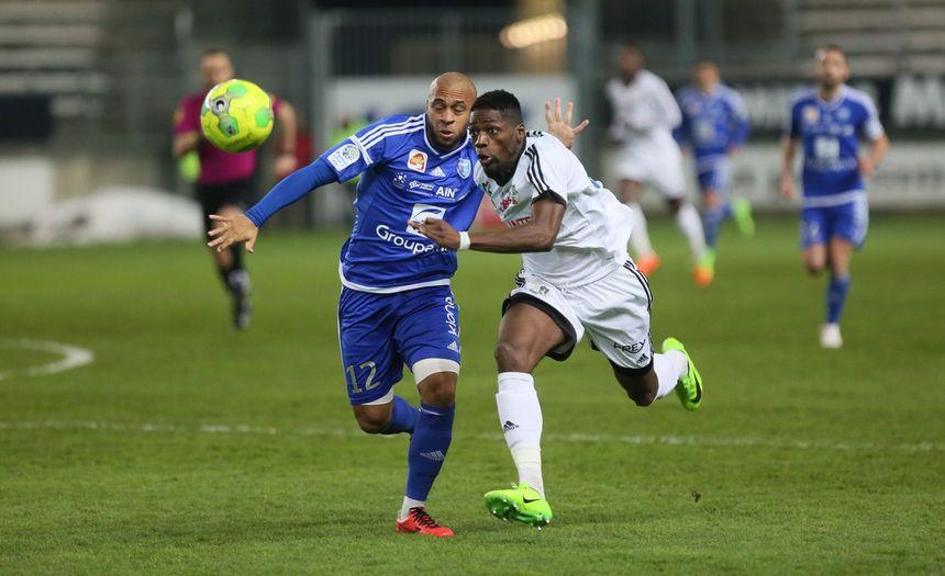Harrison Manzala a beaucoup apporté à l'Amiens SC cette saison