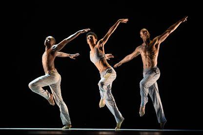La compagnie de danse afro américaine Alvin Ailey