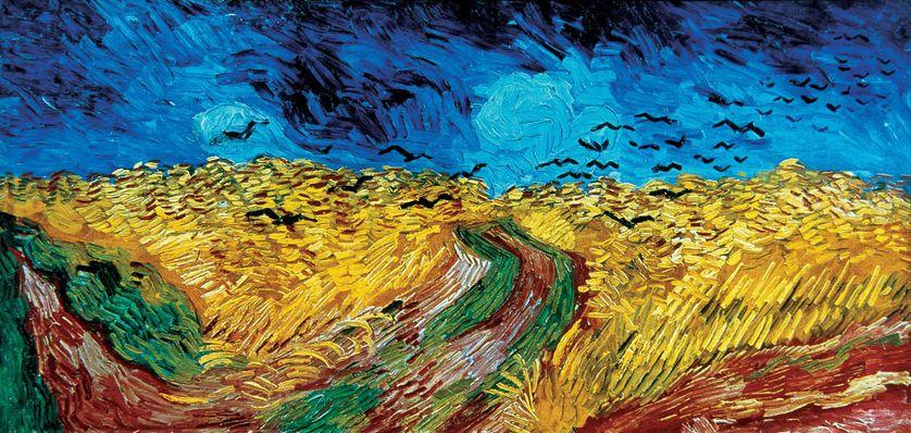 Imagine Van Gogh Avec Gilles Deleuze