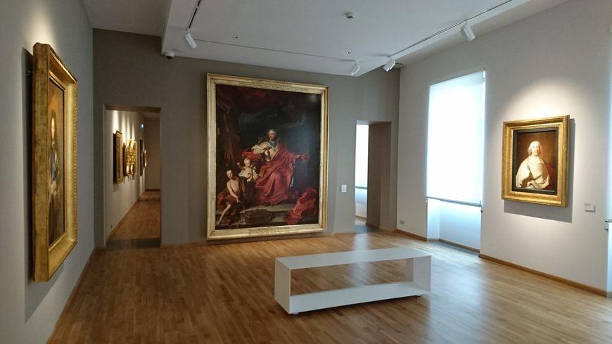 Rénové, le musée Rigaud attend ses premiers visiteurs samedi.