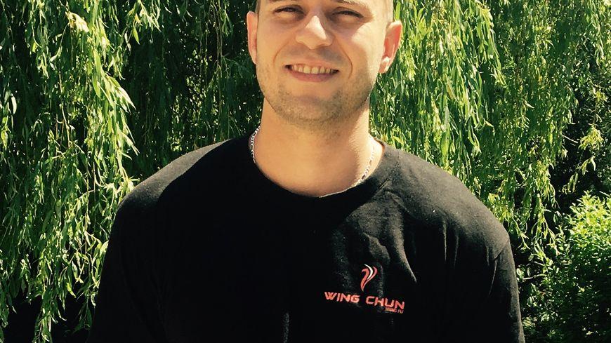 Florian Loizeau enseigne depuis 7 ans au Dojo des Phoenix