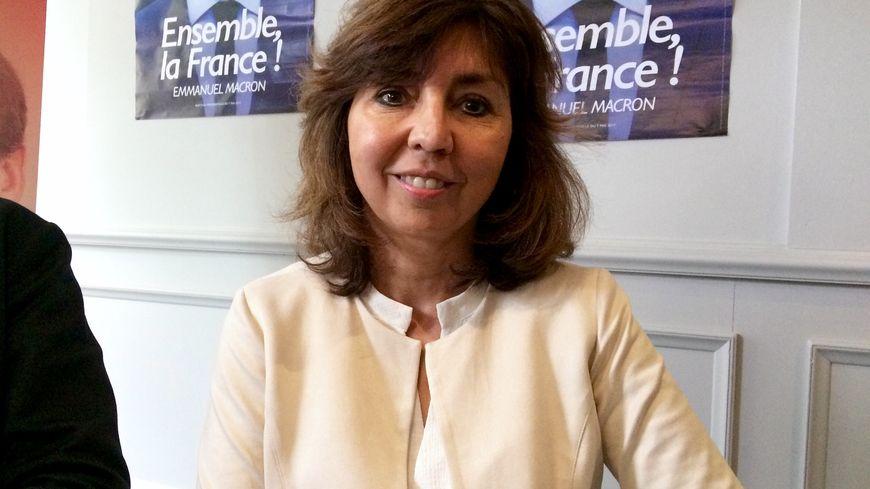 Corinne Vignon, élue députée malgré une fin de campagne tendue