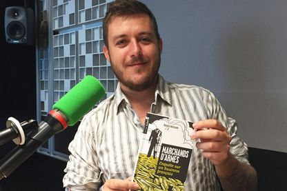 Romain Mielcarek, journaliste indépendant