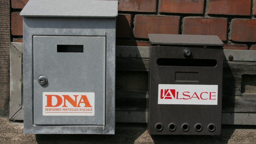 L'Alsace et les DNA présenteront bientôt un contenu quasiment identique