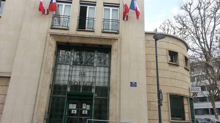 Hôtel de police de Saint-Étienne