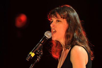 Emilie Loizeau au 40e Printemps de Bourges - Avril 2016