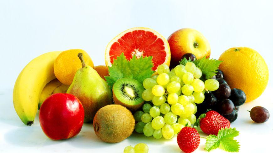 La peau des fruits