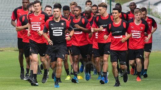 22 joueurs étaient présents pour la reprise de l'entraînement