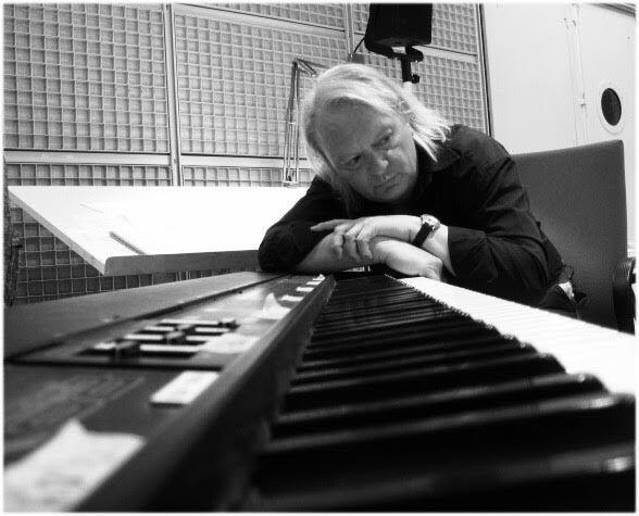 Philippe Manoury en août 2010, photographié par Pauline de Mitt