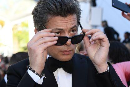 Benjamin Biolay  le 17 mai 2017 pendant la 70ème édition du Festival de Cannes