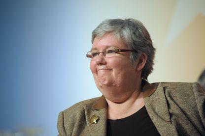 Jacqueline Gourault est vice-présidente du Sénat