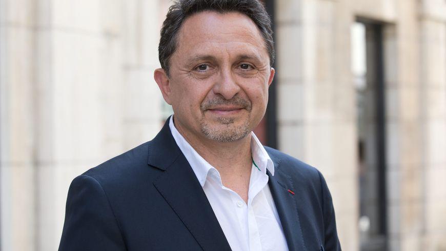 Didier Martin, candidat aux législatives dans la 1re circonscription de Côte-d'Or